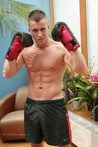 Steve Richards - Fit Young Men - Ripped sportsmen in and