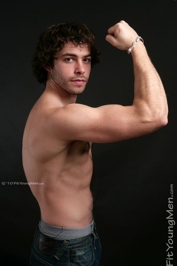 Toby Stephen - Fit Young Sportsmen - Ripped sportsmen in