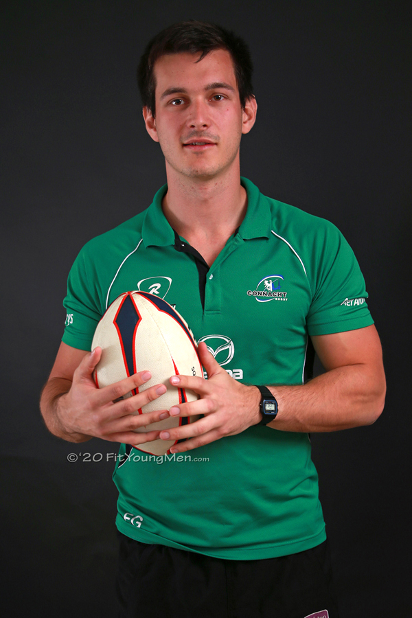 Hugh Woods - Fit Young Sportsmen - Ripped sportsmen in and